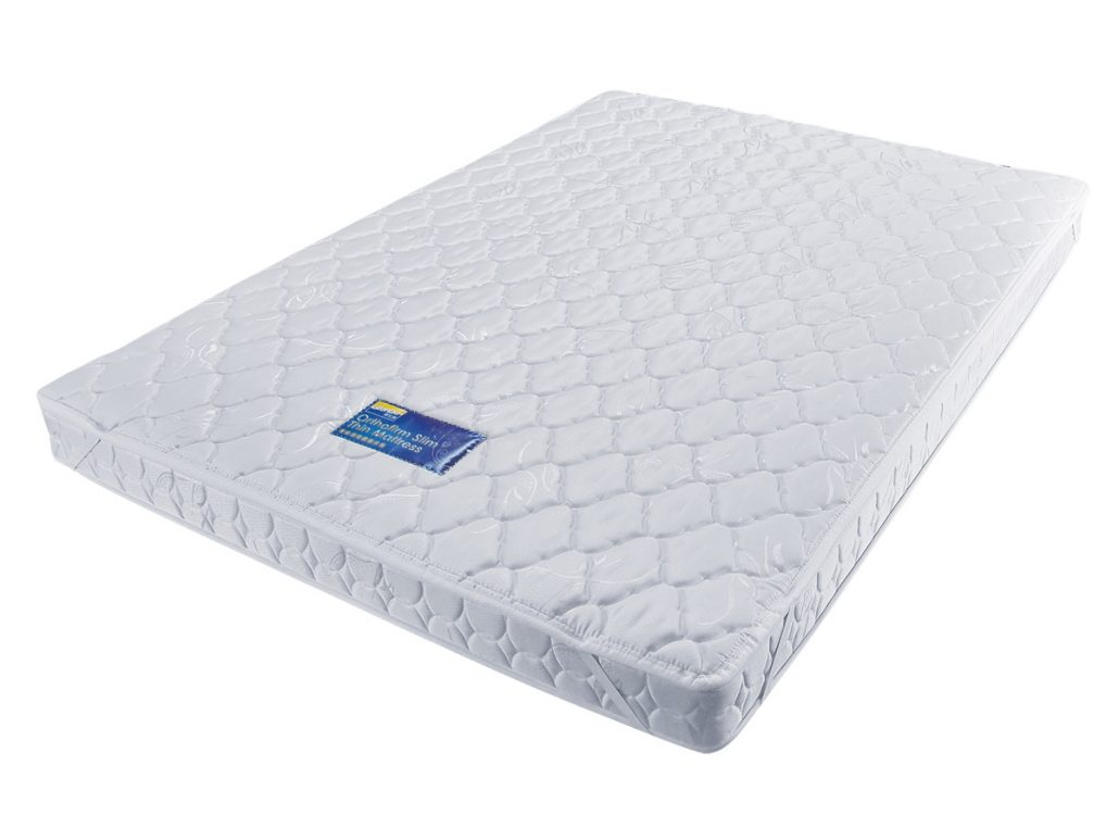 Orthofirm Slim Thin Mattress Ulfenbo 歐化寶